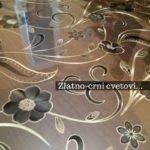 dekorativne silikonske museme dezen cvetovi