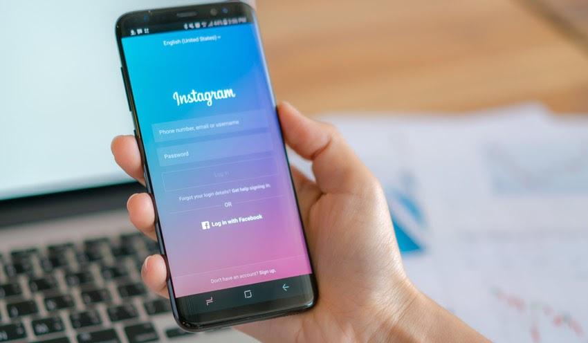 Mobilni instagram